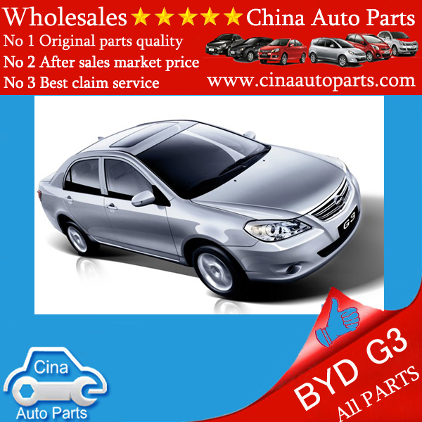 BYD G3 CAR - BYD G3 auto parts wholesales