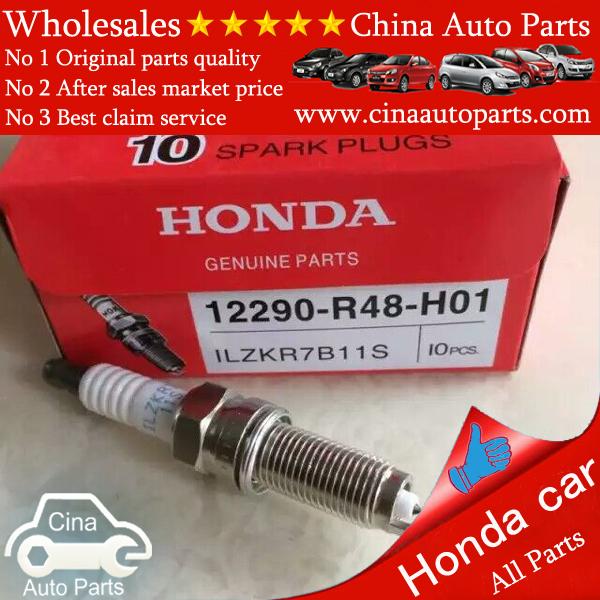 12290 R48 H01 - Auto Spark Plug For HONDA 12290-R48-H01