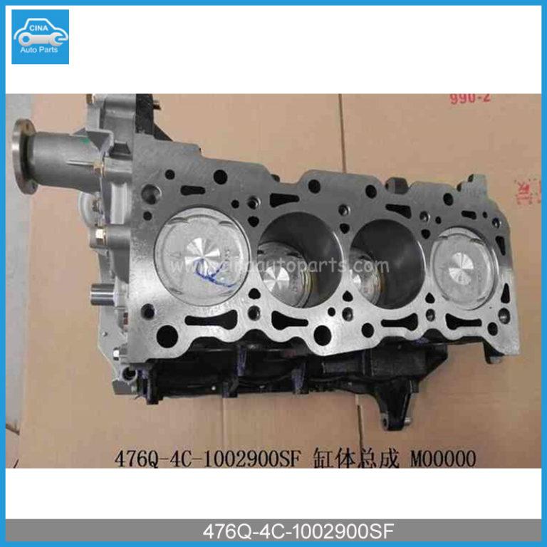476Q 4C 1002900SF 768x768 - byd f3 Cylinder body Assy OEM 476Q-4C-1002900SF