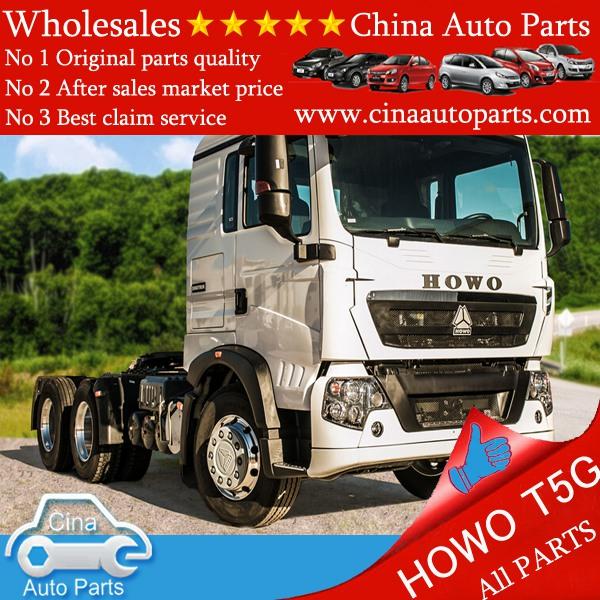 HOWO T5G - SINOTRUK HOWO T5G auto parts wholesales