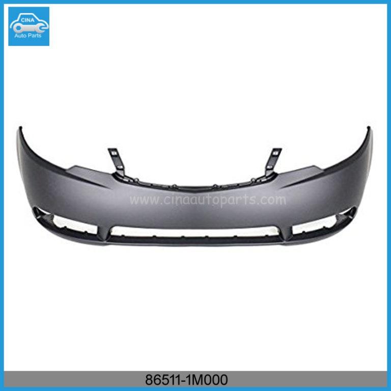 86511 1M000 768x768 - KIA Forte 2010 & Cerato 2011 front bumper OEM 86511-1M000,865111M000