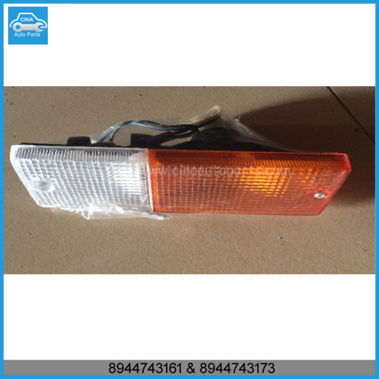 8944743173 and 8944743161 768x768 - FRONT INDICATOR FOR ISUZU PICKUP 1997-2002 LEFT 8944743173