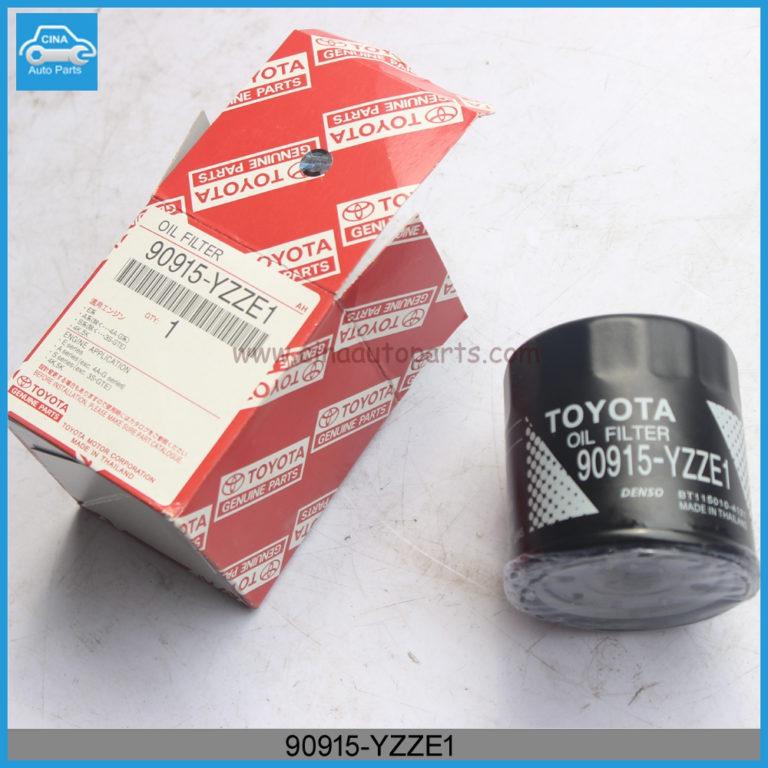 90915 YZZE1 768x768 - oil filter OEM 90915-YZZE1 for TOYOTAA YARIS/PURIS/CYNOS/COROLLA/AURIS