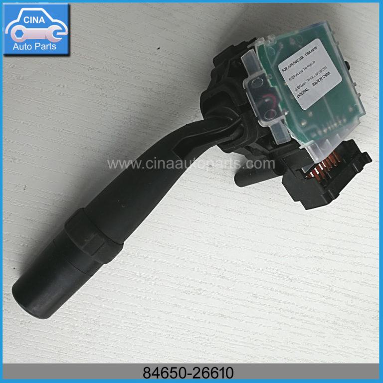 84650 26610 768x768 - Joylong bus Combination Switch Assembly OEM 84650-26610