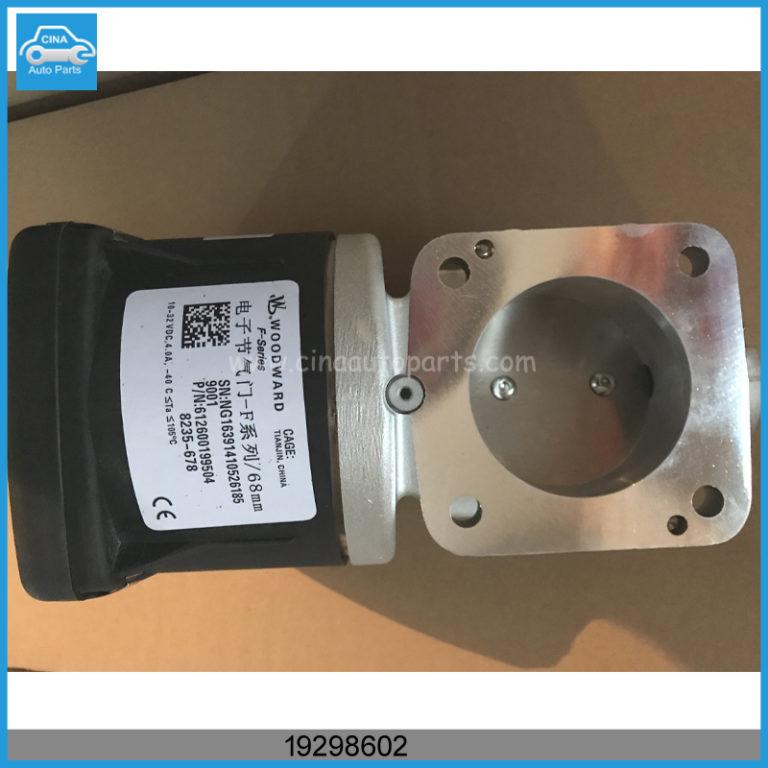 19298602节气门 768x768 - FAW J6 Electronic Throttle valve OEM 19298602