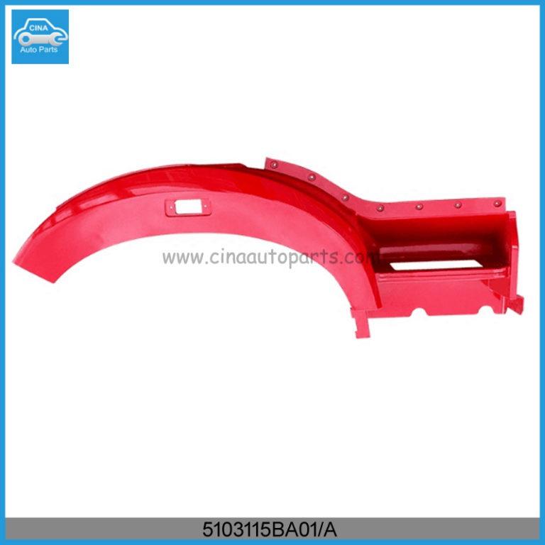 5103115BA01 768x768 - FAW truck parts,Upper left wing Sub-board assembly OEM 5103115BA01/A