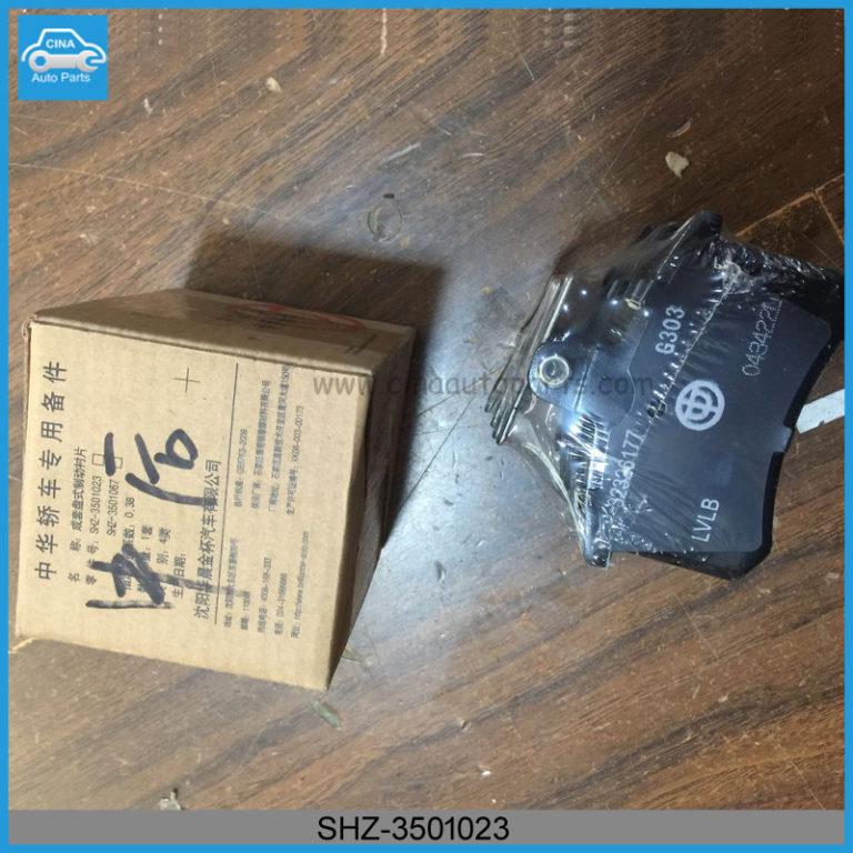 SHZ 3501023 768x768 - brilliance m3 brake pad OEM SHZ-3501023