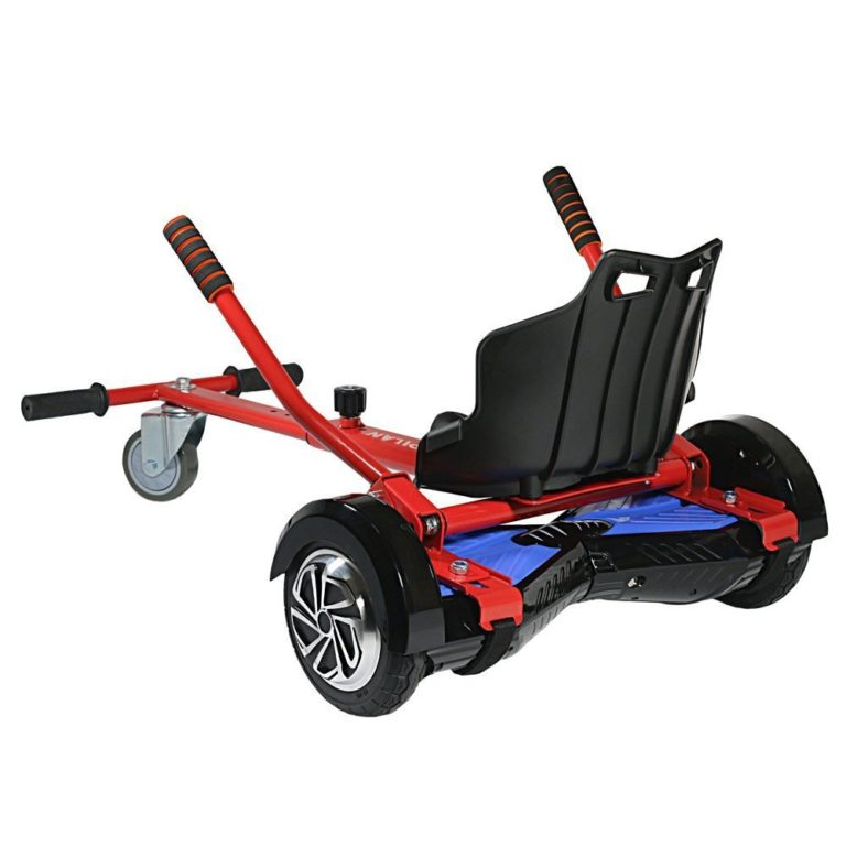 """hoverboard cart for kid 768x768 - Weipa Hover Kart Self Balance Scooter, Drifting Mini Cart Conversion Kit 6.5"""" Hoverboard Accessories for Off-Road Go-Karting, Hover Board Not Included"""