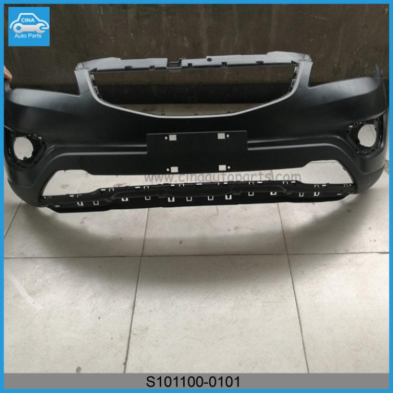 S101100 0101 768x768 - OEM S1011000101 changan cs35 front bumper S101100-0101