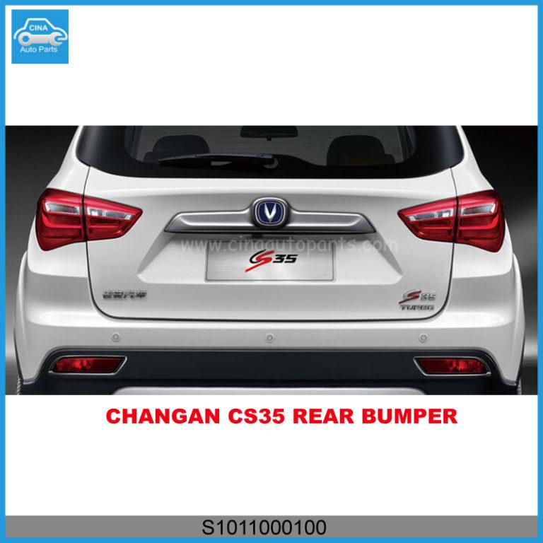 S1011000100 768x768 - OEM S1011000100 changan cs35 rear bumper S101100-0100