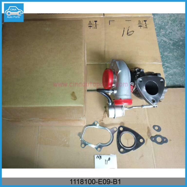 1118100 E09 B1实物图 768x768 - Great wall haval turbocharger OEM 1118100-E09-B1