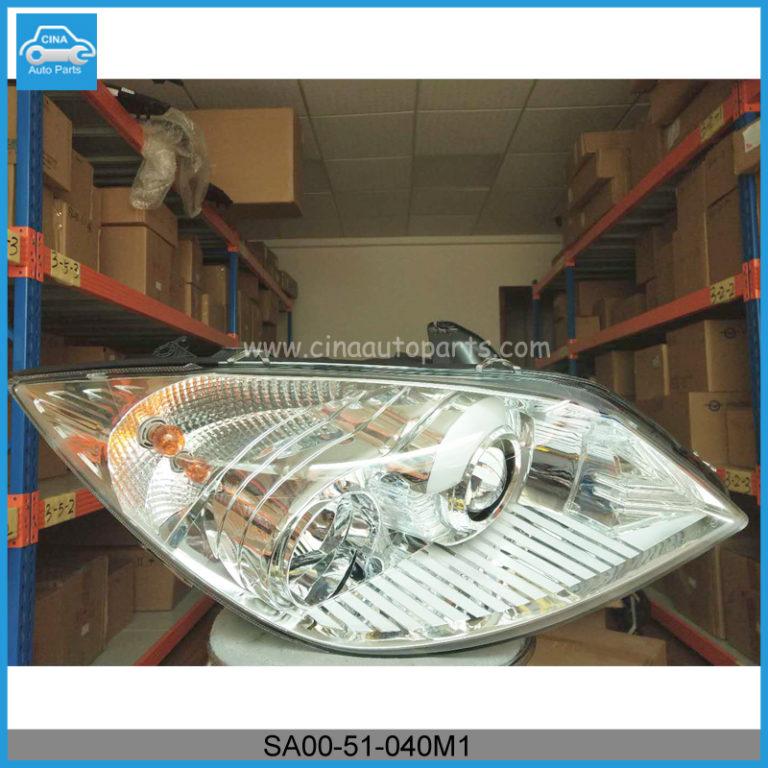 SA00 51 040M1 headlamp 768x768 - Haima 7 right headlamp OEM SA00-51-040M1