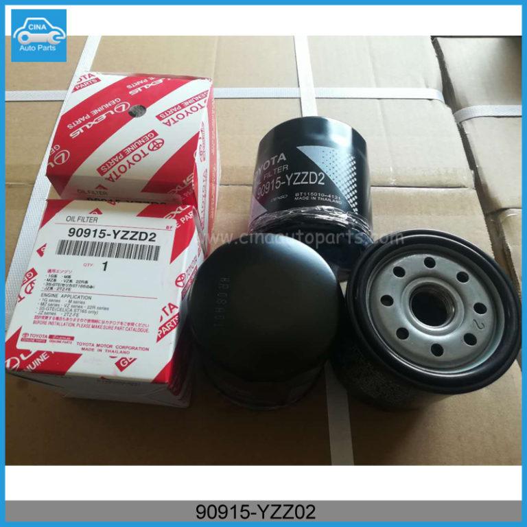 90915 YZZ02 768x768 - Toyota Oil Filter 90915-YZZD2