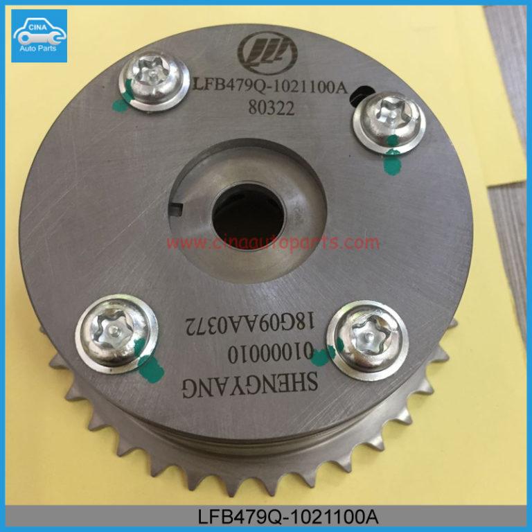 LFB479Q 1021100A 768x768 - Lifan x60 Camshaft Timing Sprocket OEM LFB479Q-1021100A