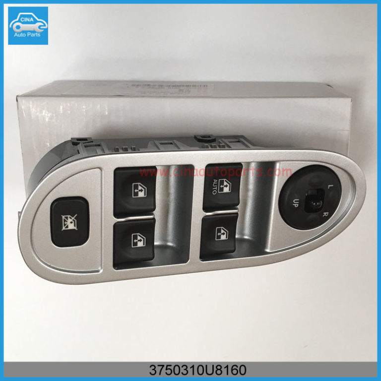 3750310U8160 768x768 - Jac J3 left front window regulators switch OEM 3750310U8160