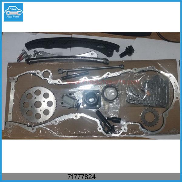 71777824 timing chain kits - Fiat 1.3 Turbo Diesel Timing Chain Kit OEM 71777824