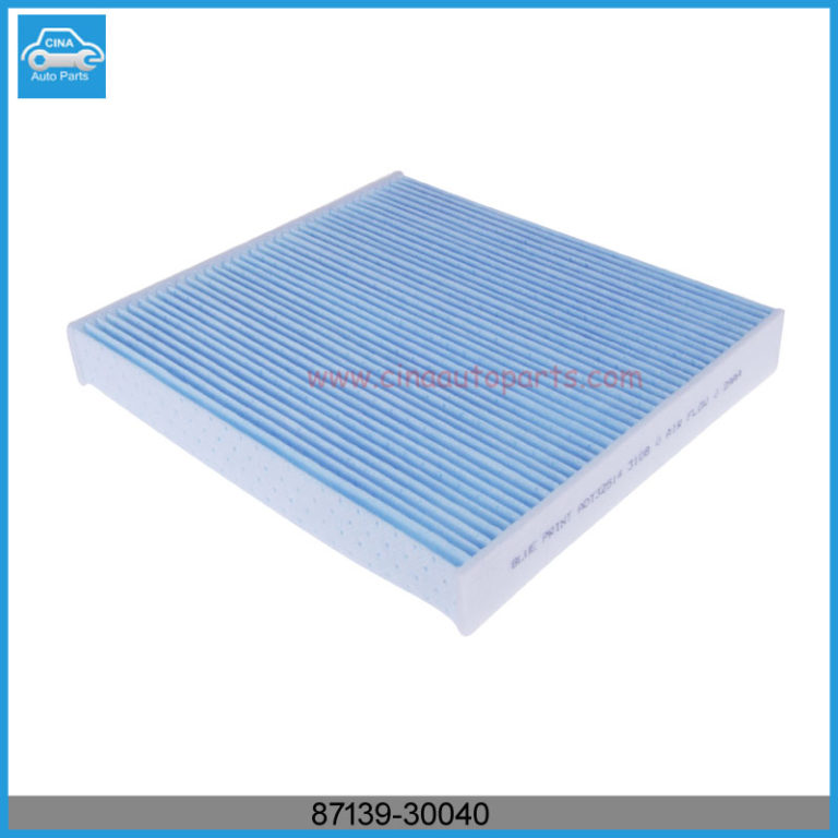 87139 30040 768x768 - CABIN FILTER FOR TOYOTA OEM 87139-30040