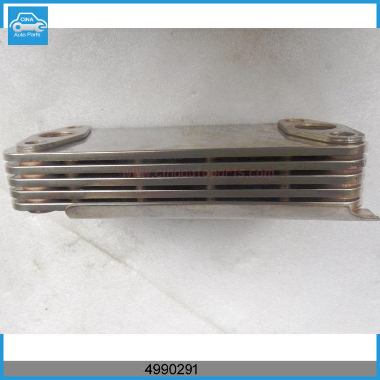 4990291 768x768 - Cummins ISF3.8 diesel engine motor part 4990291 oil cooler core