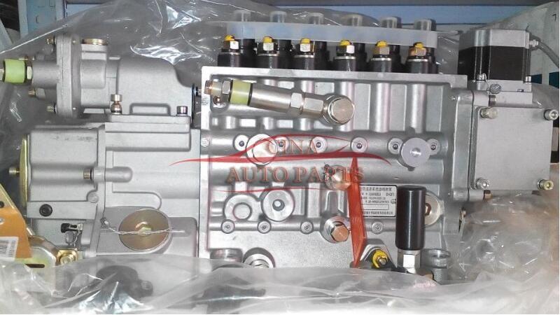 VG1593080051高压油泵 EGR 4气门 - Howo oil injection pump for diesel engine(OEM:VG1593080051) Sinotuk shacman truck