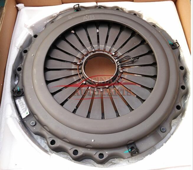 WG9725160100430压盘 - OEM WG9725160100430 sinotuck Howo truck clutch pressure disc